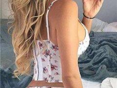 Escorte verificate: Blonda senzuala