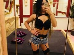 Escorte verificate: Adriana trans a revenit la cererea voastra