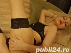 Escorte verificate: BLONDA PRIMA ZI IN BUCURESTI